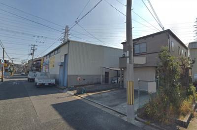 【周辺】堺区緑ヶ丘 倉庫/事務所 30坪!駐車スペースあり!