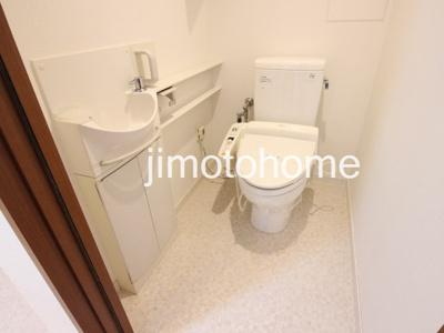 【トイレ】グランドメゾン靭公園西