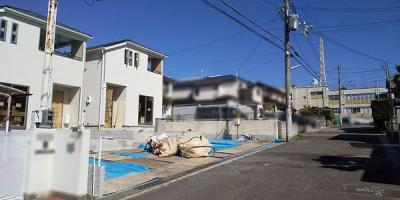【前面道路含む現地写真】神戸市垂水区学が丘1丁目 1号棟 新築戸建
