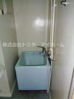 【浴室】ワタナベビル