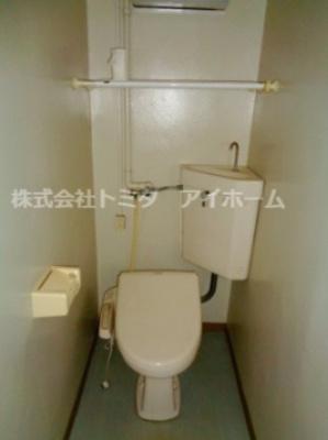 【トイレ】ワタナベビル