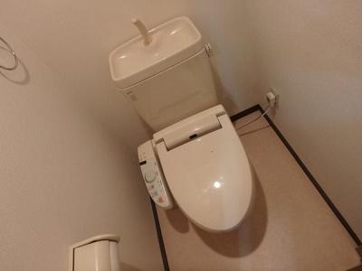 【トイレ】オークハイム