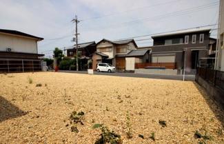 【外観】守山市千代町 売土地