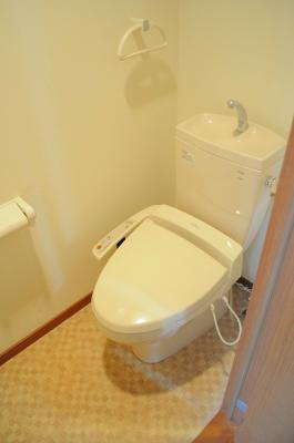 【トイレ】サンシャインⅢ
