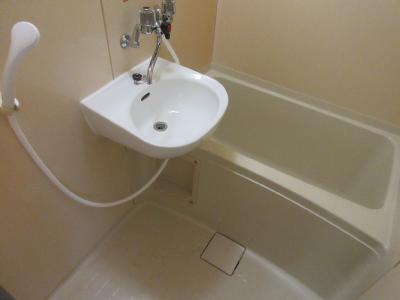 【浴室】サンシャイン京都