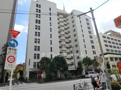 【外観】藤和西大島コープ リノベーション済 大島4丁目 80.13㎡ 角部屋