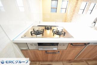 【キッチン】篠原北町 新築一戸建