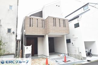 【外観】篠原北町 新築一戸建