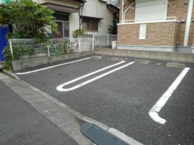 【駐車場】ジャンティ ポワール