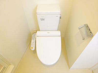 【トイレ】プレールドゥーク永福町