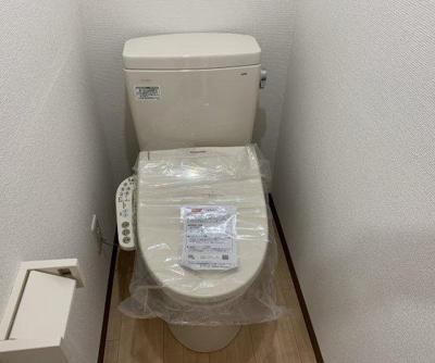 【トイレ】ラメルローズⅡ