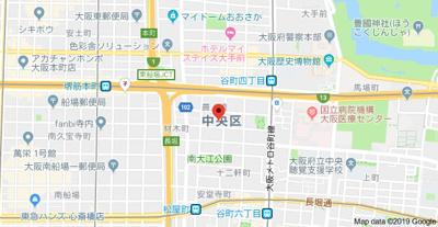 【地図】ファーストフィオーレ本町イーストⅡ