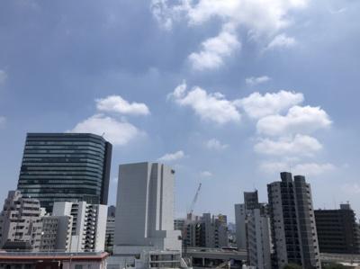 【展望】松見坂武蔵野マンション