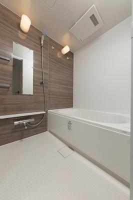 【浴室】ルフォンプログレ上野入谷