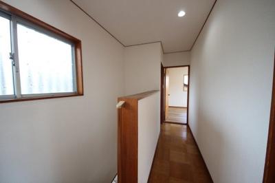 1階2階それぞれにトイレがあります