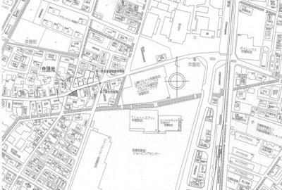 【地図】セルリアンステージ倉敷市茶屋町