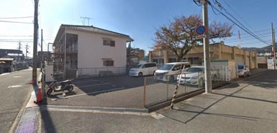 【外観】井出文化北側駐車場