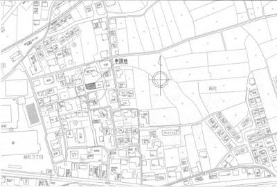 【地図】セルリアンステージ総社三丁目