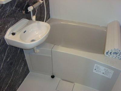 【浴室】Dimora中目黒