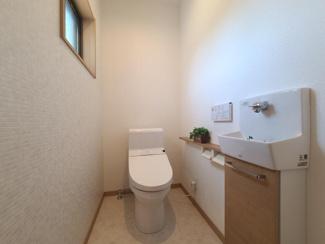 【トイレ】野洲市三上 中古戸建