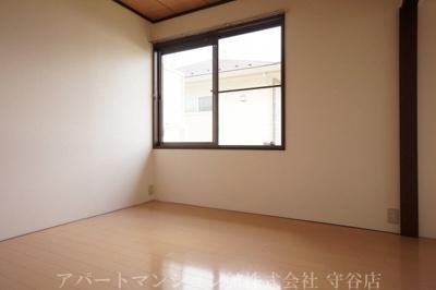 【寝室】ファミーユアカギ