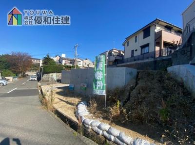 【外観】神戸市垂水区舞子台6丁目 土地