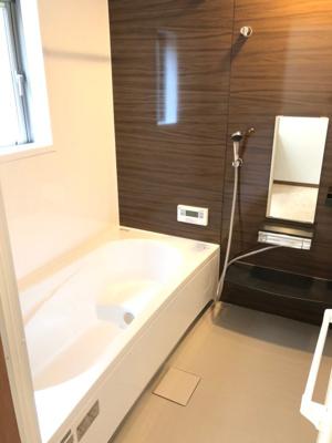 【浴室】鳥取市浜坂5丁目新築戸建て
