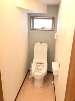 【トイレ】鳥取市浜坂5丁目新築戸建て