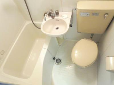 【浴室】ファミーユ国分寺