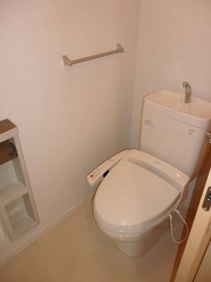 【トイレ】シャーメゾンコートのと川