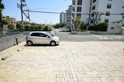 【駐車場】ボナール水尾