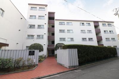 【現地写真】 総戸数20戸のマンションです♪