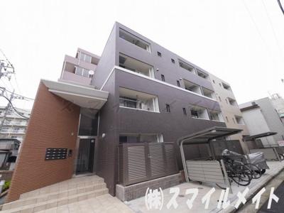 CMでおなじみの大東建託施行のマンションです。