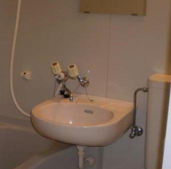 洗面台 ユニット(別部屋参考写真)