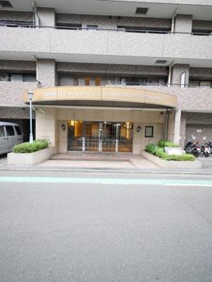 【エントランス】日神パレステージ横浜