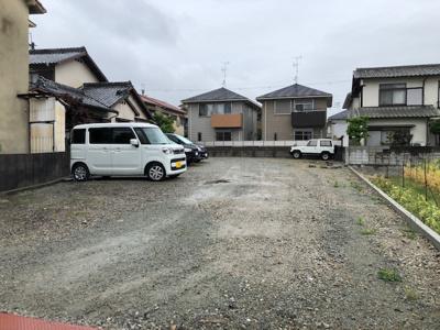 【外観】山田駐車場