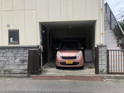 【駐車場】F貸家