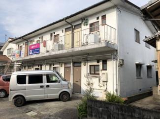 【外観】福富アパート(中西町)収益物件