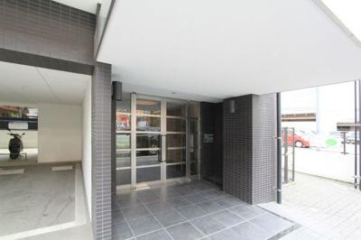 【エントランス】DSグランシティ博多駅前(ディーエスグランシティハカタエキマエ)