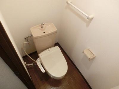 【トイレ】パークシャトー