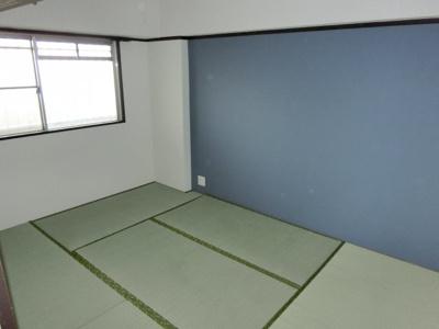 【寝室】藤本ビルNo.7吉野町