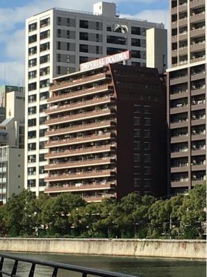 【外観】インペリアル堂島