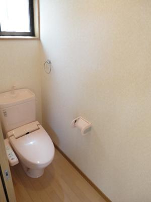 【トイレ】ハイツクラウン古市