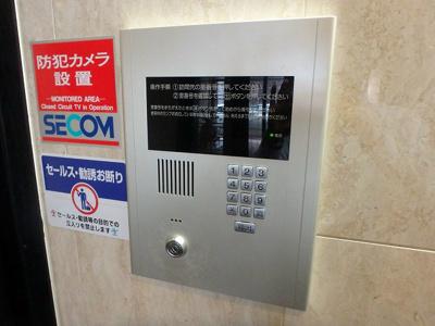 【セキュリティ】藤本ビルNo.21中津口