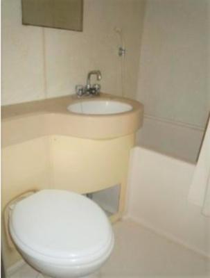 【浴室】オーハシビル