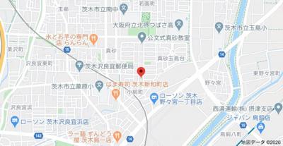 【地図】ヴィラエスポワール