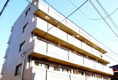 【外観】ルーブル中目黒弐番館