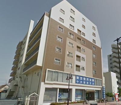 鉄骨鉄筋コンクリート造9階建ての3階部分です