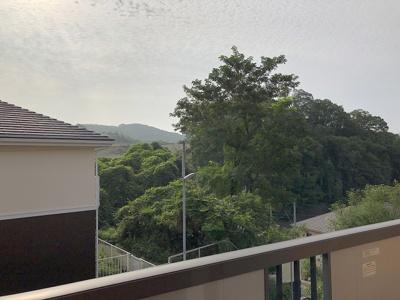 【展望】ガーデンコート車D棟