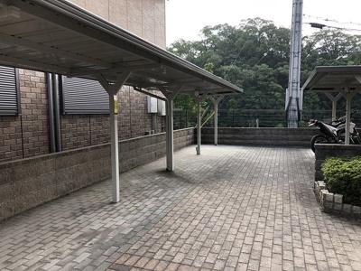 【その他共用部分】ガーデンコート車B棟